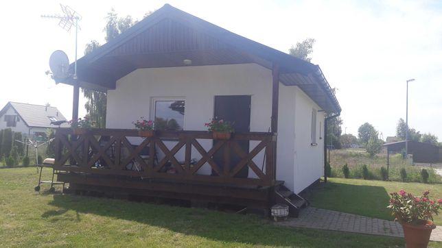 domek w Grzybowie