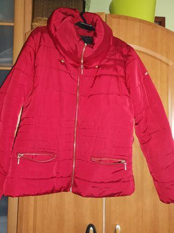 Kurtka Reserved czerwona