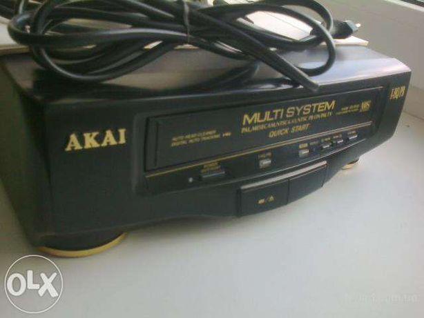 Продам видеомагнитофон AKAI VS-R150EM