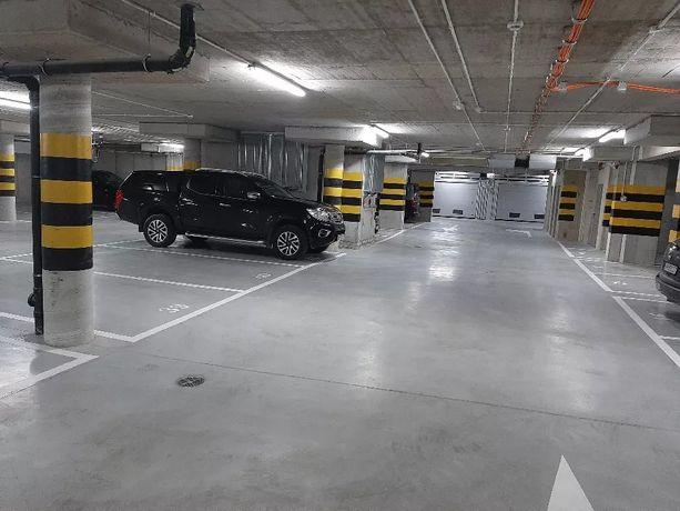 Wynajmę miejsce park. w garażu podziem. ul. Leszczyńskiego 25 , Lublin