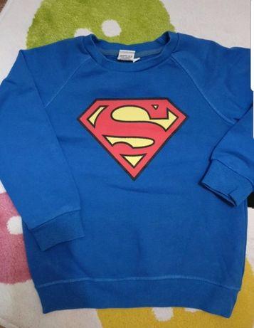 Bluza Superman Cool Club Smyk 128