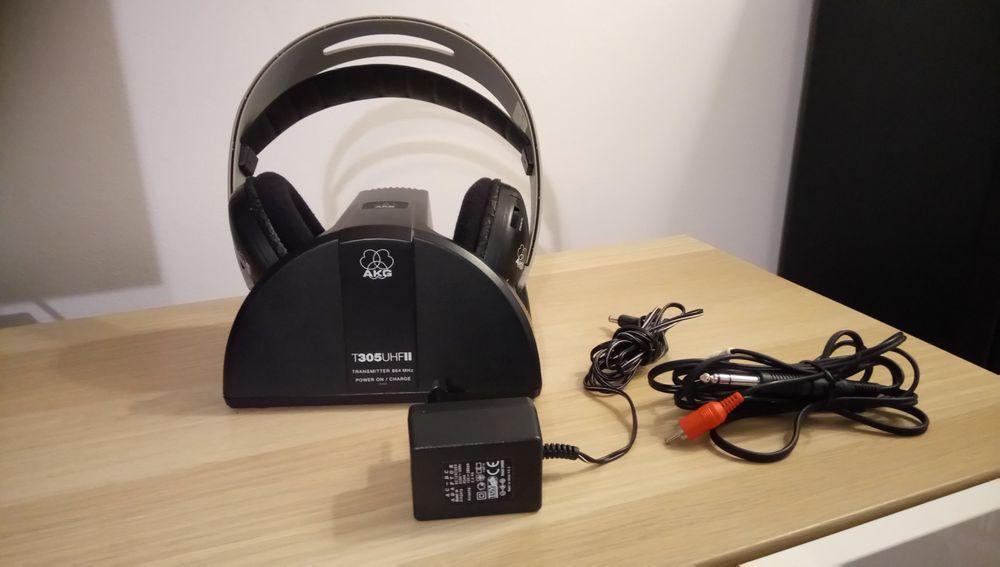 Słuchawki bezprzewodowe AKG Żary - image 1