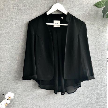 Пиджак с шифоновой спинкой Object S