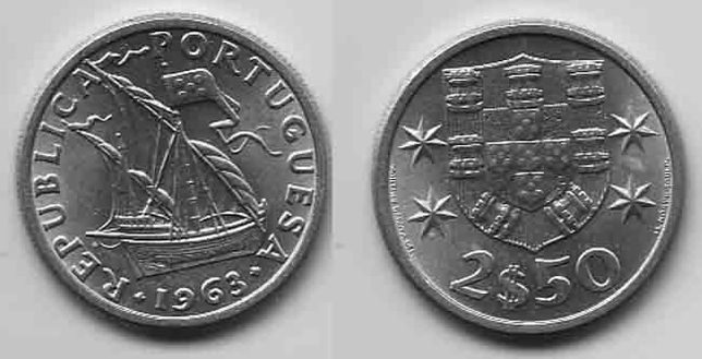 Vendo Moedas, notas de escudo e pesetas
