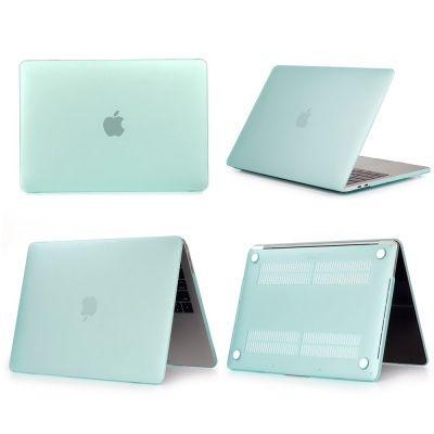 "Чехол на macbook pro 13"" Soft Touch Matte Mint"