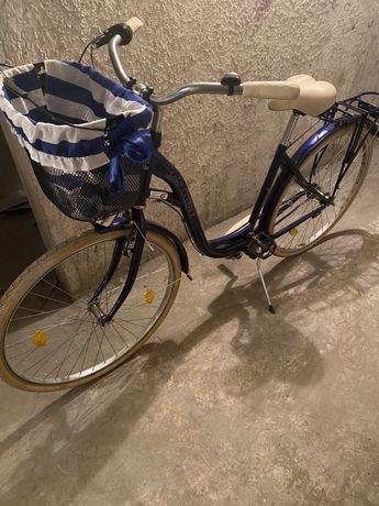 Rower damka nowy