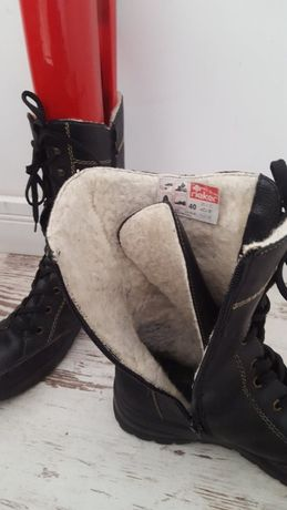 Buty zimowe firmy Rieker