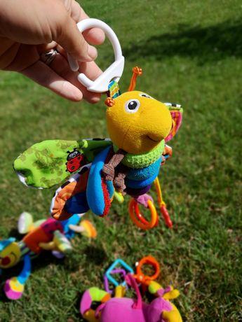 Іграшки погремушки