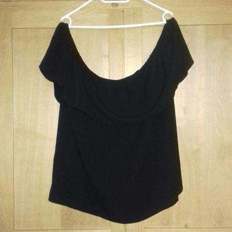 Czarna bluzeczka hiszpanka 48