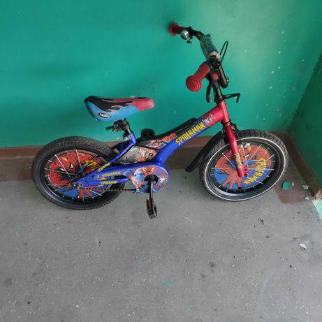 Продам детский велосипед!!! 16 деаметр колес.