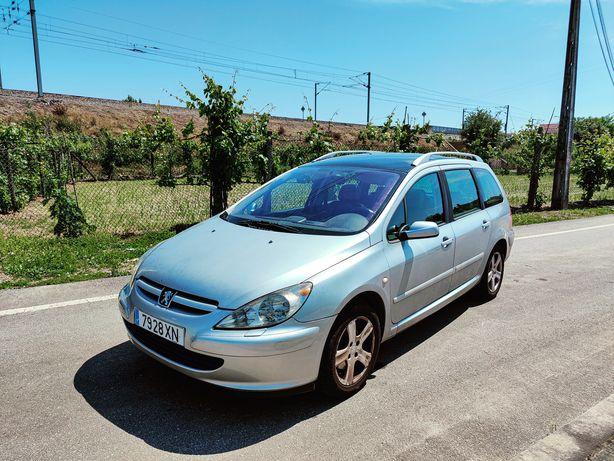 Peugeot 307 2.0 HDI sw teto panorâmico