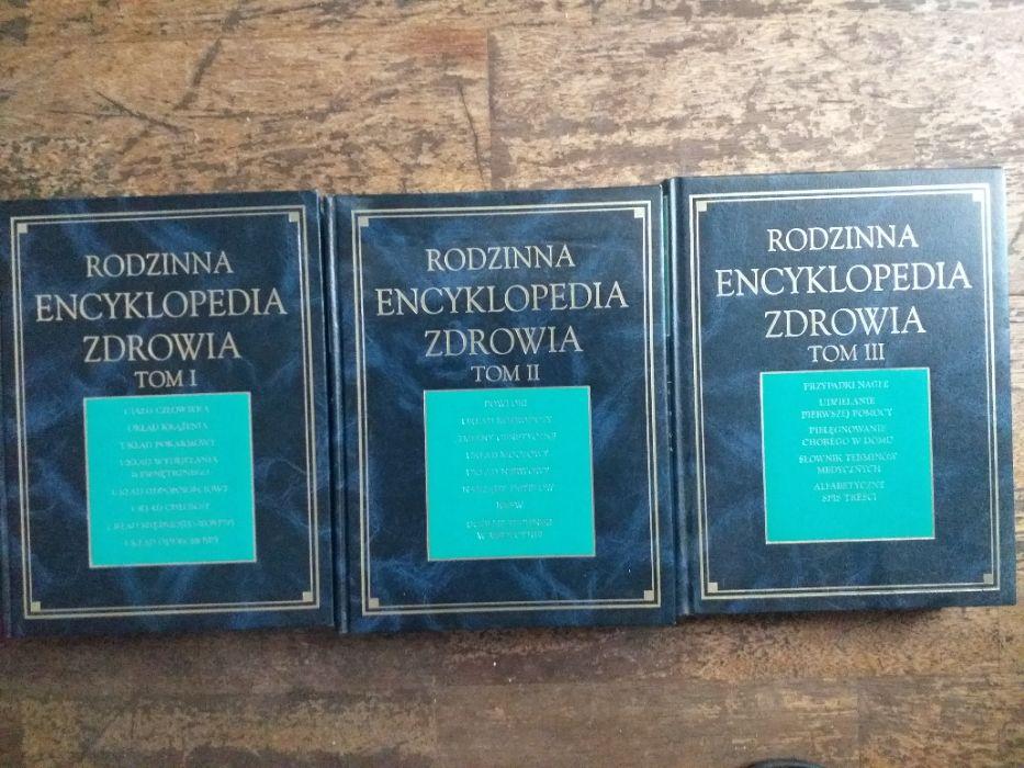 Rodzinna encyklopedia zdrowia ŚK PZWL 1998 Warszawa - image 1