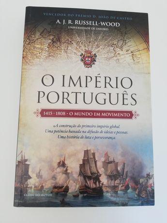 O Império Português - Russel - Wood