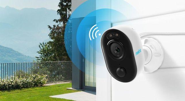 Reolink Lumus Беспроводная Wi-Fi IP Камера с прожектором 2Mp IP65