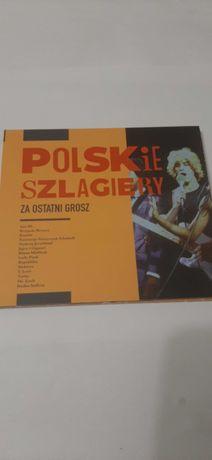 Polskie szlagiery za ostatni grosz CD