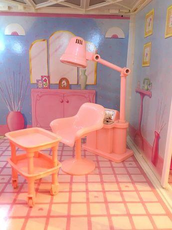Salon Beautty Betty Teen Barbie Salon fryzjerski spa