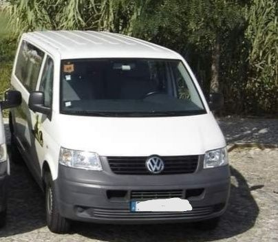 VW TRANSPORTER 9 LUGARES Transporte De Crianças