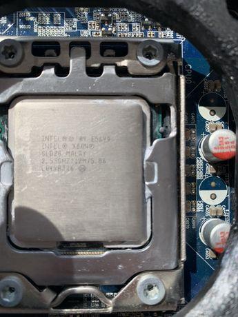 Xeon e5649  Hpz400 башня zalman 16 gb озу creative звук