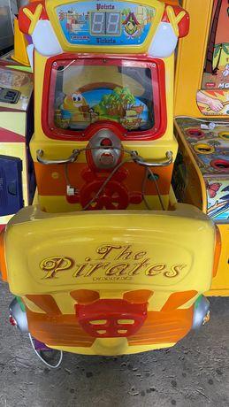 Máquina diversão infantil