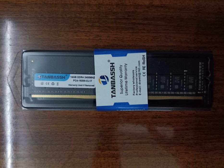 ОЗУ DDR4 16Gb 2400Mhz Киев - изображение 1