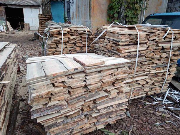 Продам дрова (сосна на палете)