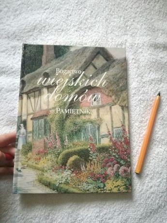 Pamiętnik ogrody, nowy, ilustrowany