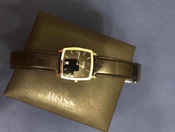 Часы Hugo Boss (сделаны в Швейцарии)