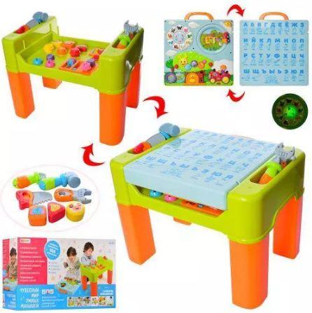 Развивающий игровой столик 6 в 1 Huile Toys (928)