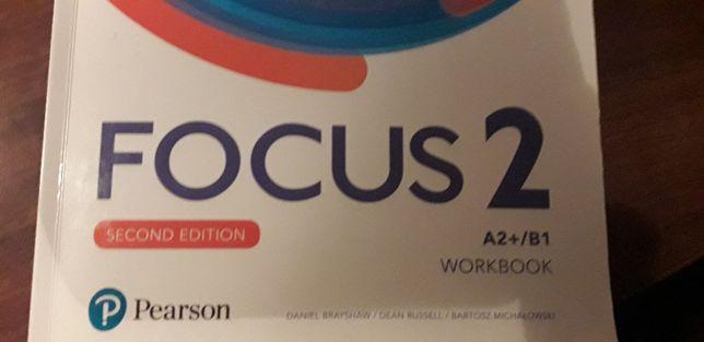 Książka nauczyciela - Focus 2, 3 Second Edition