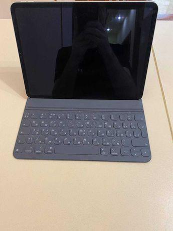 "Чехол-клавиатура! Apple Smart Keyboard Folio для iPad Pro 11"" 2018"