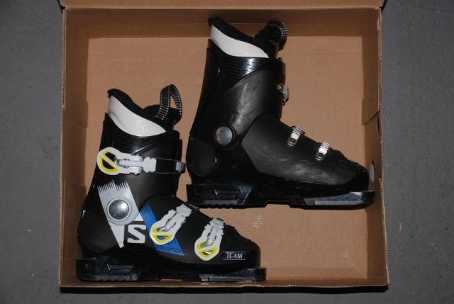 Buty narciarskie dla juniora Salomon Team T3, roz. 23 + gratis