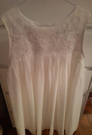 Vestido Mayoral branco