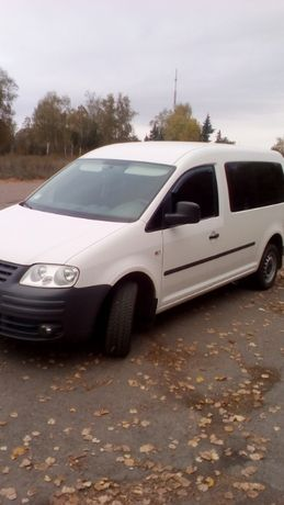 VW Caddy 1.9 TDI maxi 2008г