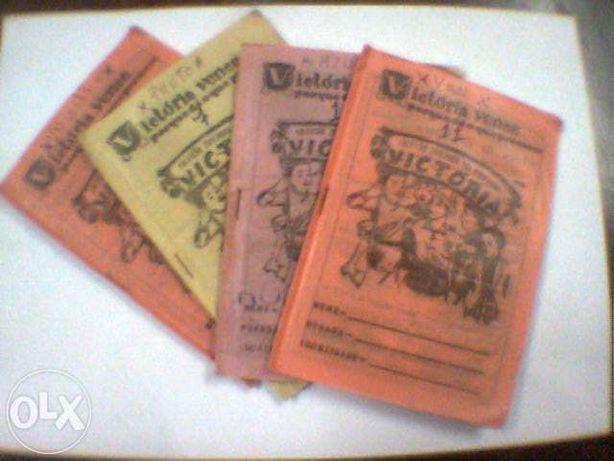 Caderneta Victória (Completa)