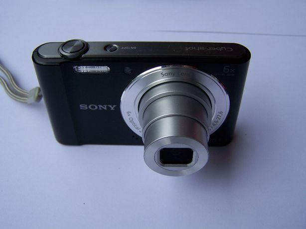 aparat SONY DSC-W810 + etui+ karta pamieci