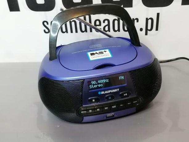 BLAUPUNKT BD 40 Radio cyfrowe DAB+ odtwarzacz płyt CD MP3 USB AUX