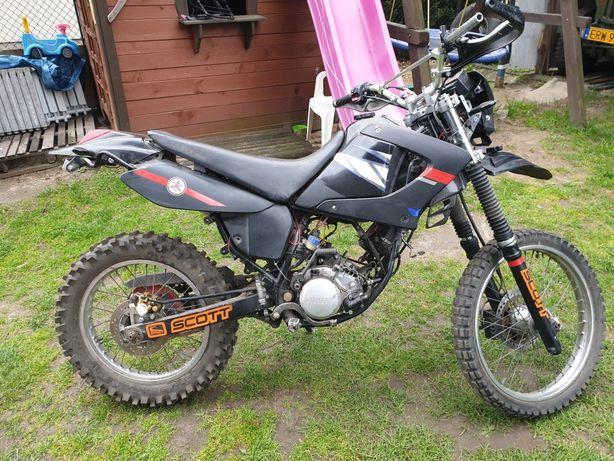 Yamaha XT Dt 125 X