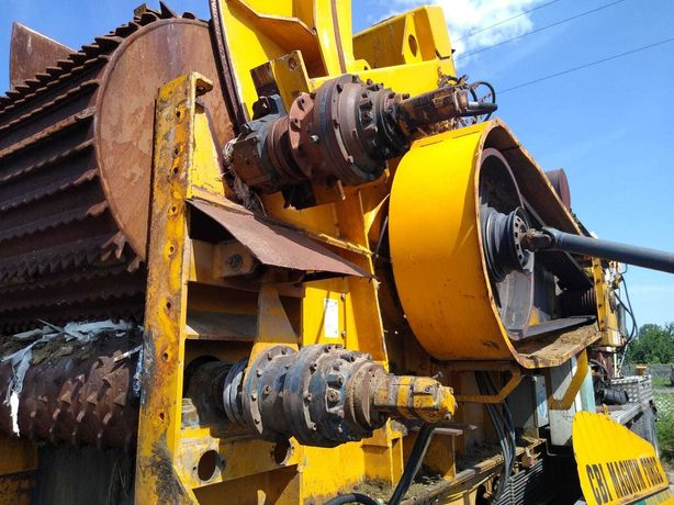 napęd przekładnia  silnik hydrauliczny zwolnica BREVINI