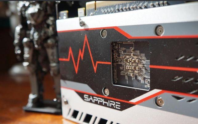 Radeon Sapphire RX 570 4gb pulse