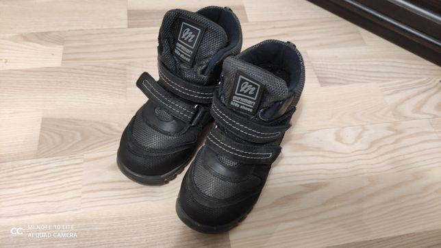 Зимние ботинки 27р