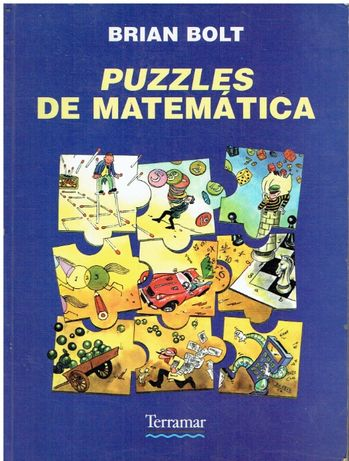 10464 Puzzles de Matemática de Brian Bolt