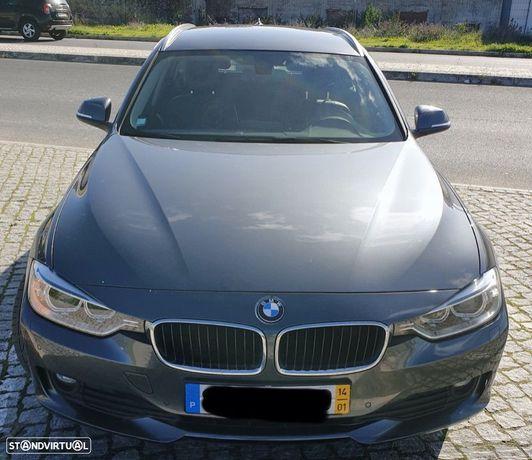 BMW 318 d Touring Auto Line Luxury