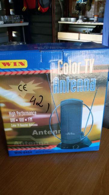 Antena Pokojowa DVB-T ze wzmacniaczem