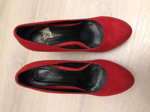 Продам замшеві туфлі 36 розміру