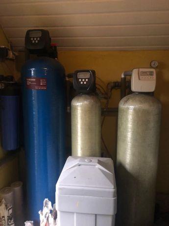 Система (фильтр) водоподготовки (очистки воды).