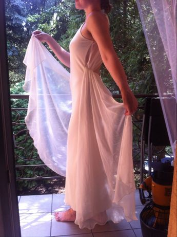 Teresa Kopias - suknia balowa, ślubna, weselna roz 42