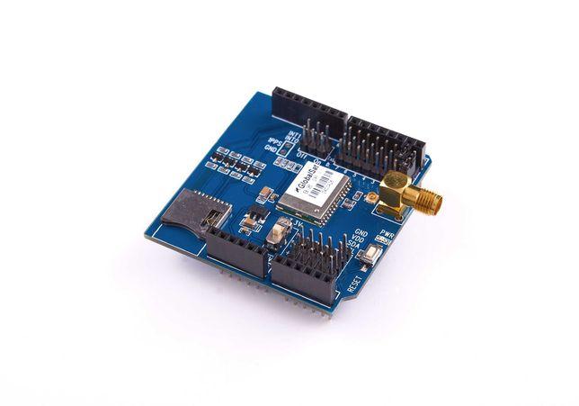 Arduino GPS шилд от Itead