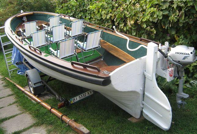 ЯЛ 6 1986 лодка морская шлюпка парусная яхта