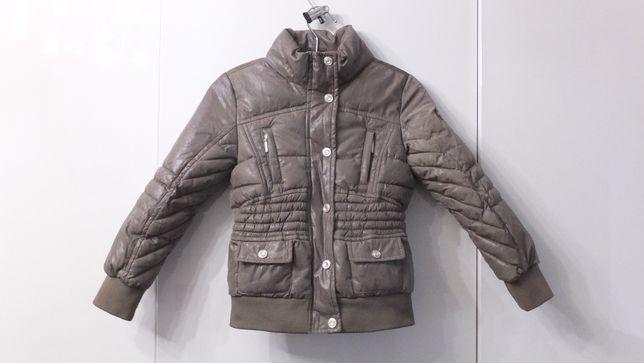 Geox Respira Италия р.110 - 122 теплая куртка девочке 6-7 лет Оригинал