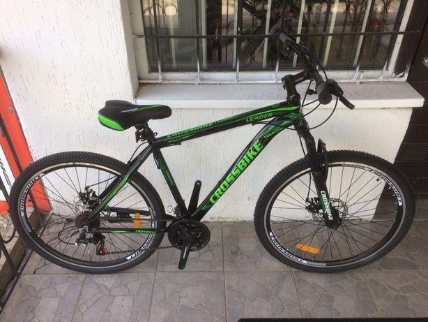 "Велосипед CrossBike Leader 19"" 27.5"""